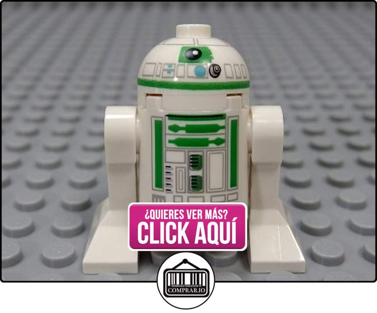 Lego minifigs [Star Wars 555] R2 Unit_A by LEGO  ✿ Lego - el surtido más amplio ✿ ▬► Ver oferta: http://comprar.io/goto/B01JU4UVUA