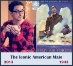 [LINK/MEMES] Pajama Boy ~ The American Male