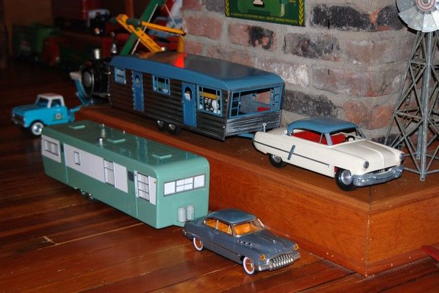 17 Best Images About Vintage Toy Trailers Amp Campers On