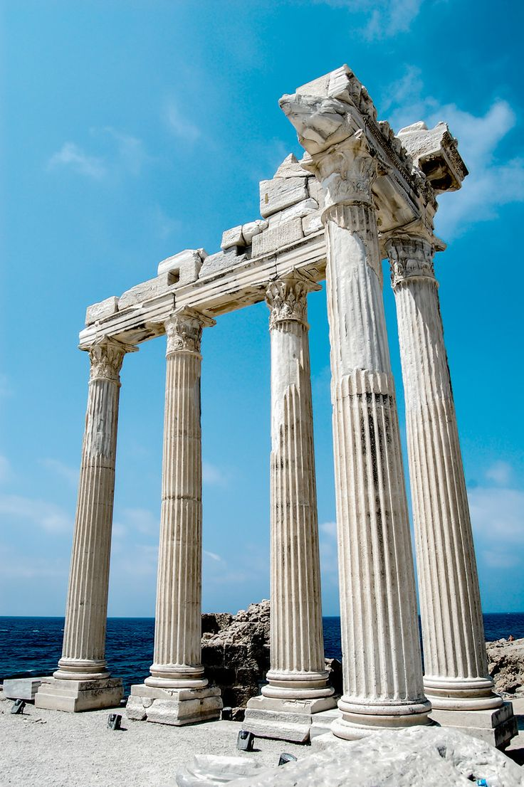 450 best images about GREEK Temple Models on Pinterest ...