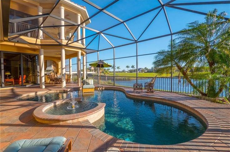 Gated Community of The Islands on the Manatee River
