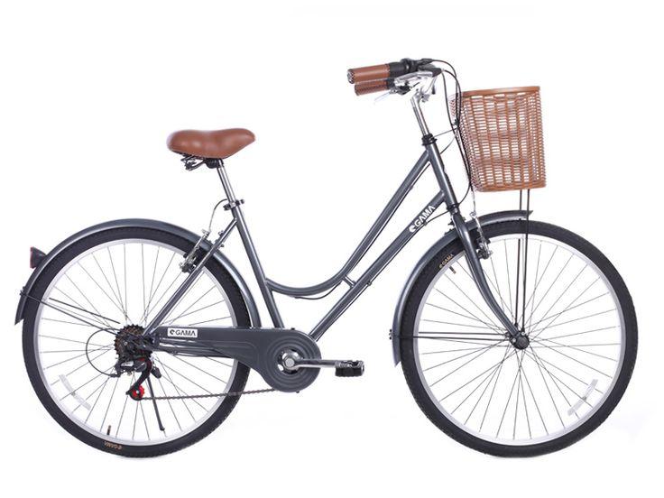 Classic Mujer/Gris puede ser tuya en gamabikes.com Revisa nuestra #NuevaTemporadaGama y la vida en #bicicleta