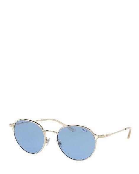 729d398ca99 Polo Ralph Lauren - Lunettes de soleil Panthos en métal