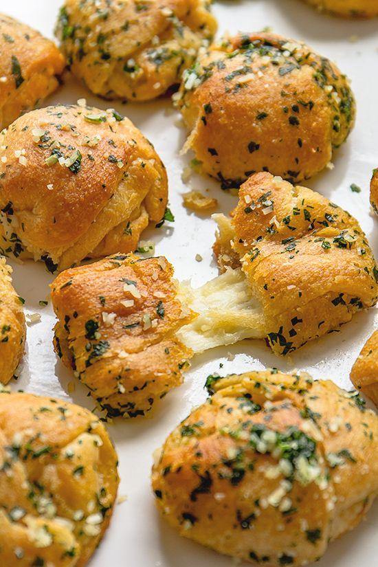 Cheesy Garlic Knots - Real Food by Dad
