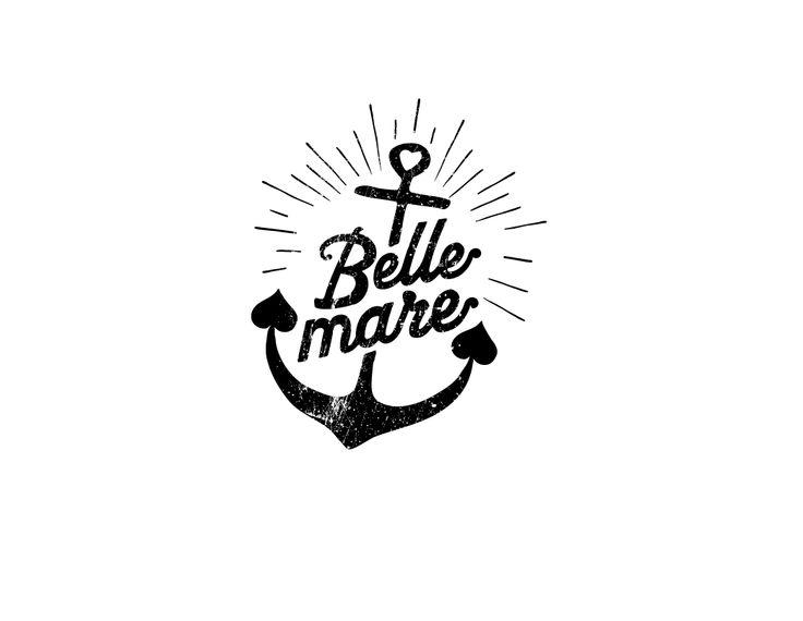 #BELLE #MARE #IDENTITY #DESIGN