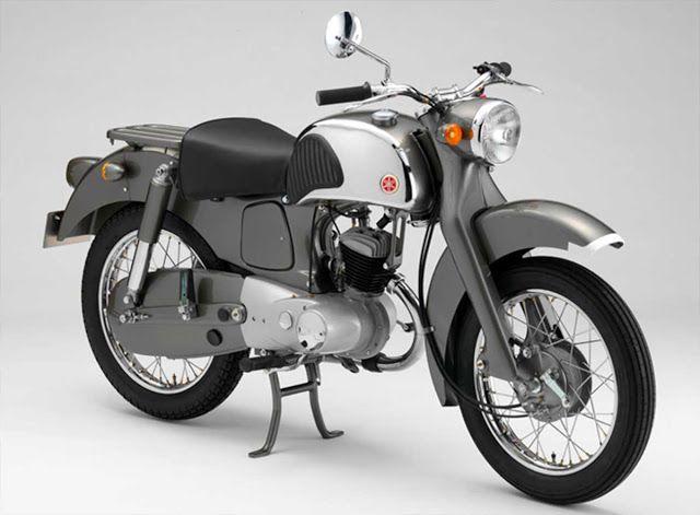 1957 Yamaha Ya 2 Vintage Racing Motorcycle Yamaha Bikes Yamaha