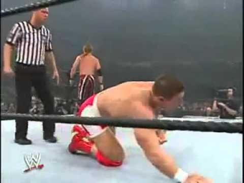 John Cena vs Chris Jericho- WWE Vengeance 2002