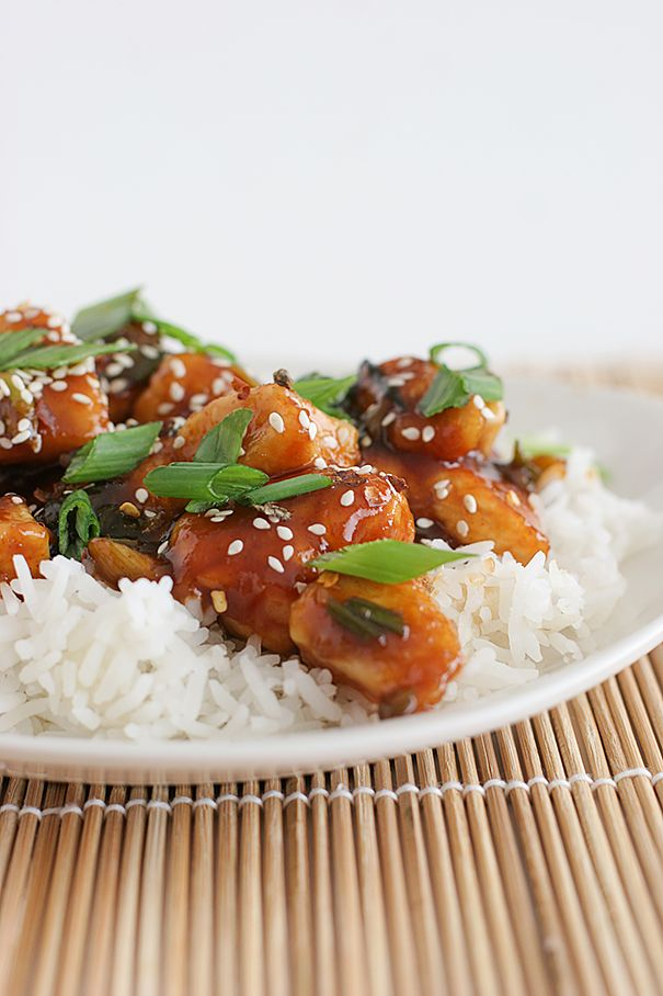 General Tso's Chicken | Taste and Tell