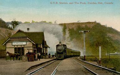 Postcards of Dundas, Ontario (Part 1)
