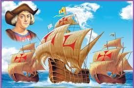 10 - Finalmente, la reina Isabel la Católica aprobó el proyecto de Colón por mediación del tesorero del rey, Luis de Santángel, a raíz de la toma de Granada, que ponía fin a la reconquista cristiana de la Península frente al Islam (1492). La reina otorgó las Capitulaciones de Santa Fe, por las que concedía a Colón una serie de privilegios como contrapartida a su arriesgada empresa, y financió una flotilla de tres carabelas (la Pinta, la Niña y la Santa María),