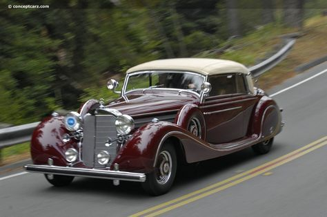 1939 Mercedes-Benz 770 K Cabriolet B Image – Sharjah Old Cars Club