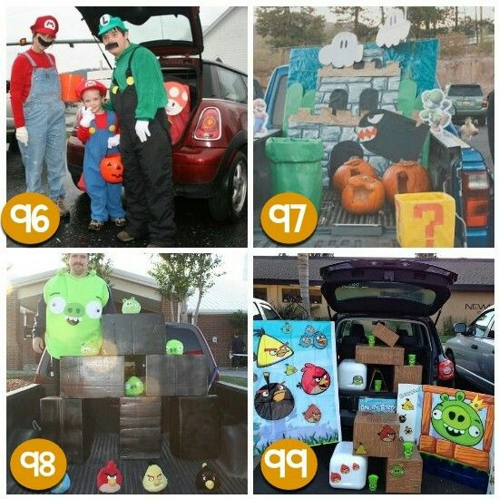 120 new and creative ways to decorate your car for a halloween trunk or treat activity