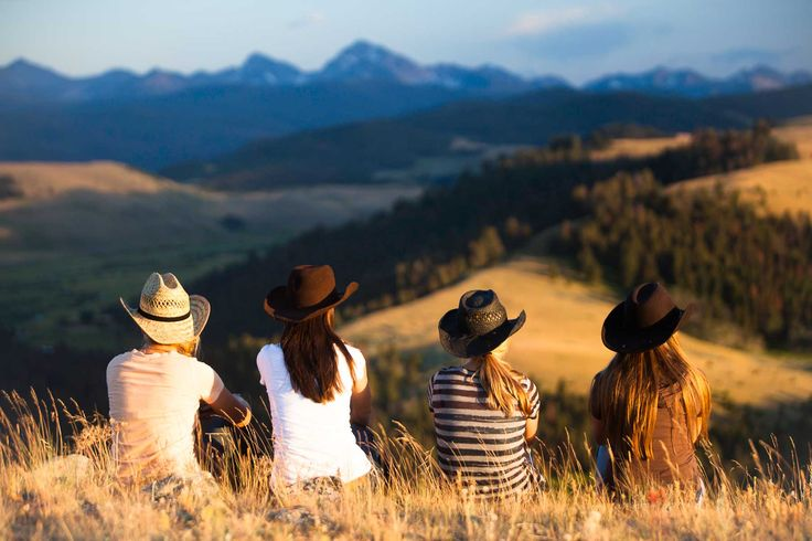 The Ranch at Rock Creek - Luxury Dude Ranch and Glamping Location in Montana - authentic western ranch vacation | The Ranch Today