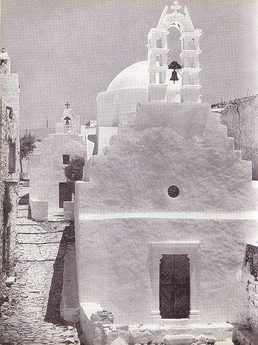 Chora Amorgos,l950