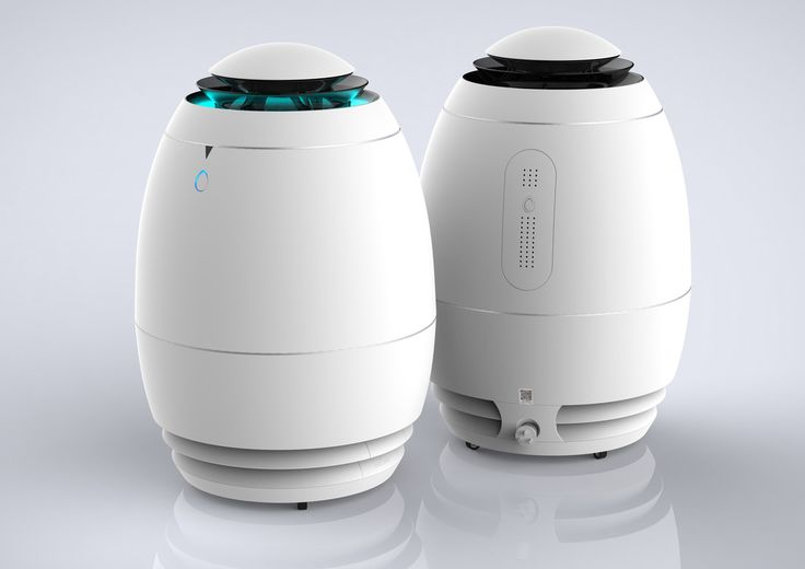 IQEGG Air Purifier | Red Dot 21