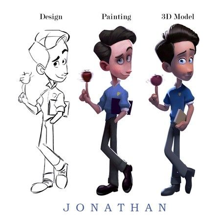 In A Heartbeat concepts <<< In a Heartbeat made me cry omg