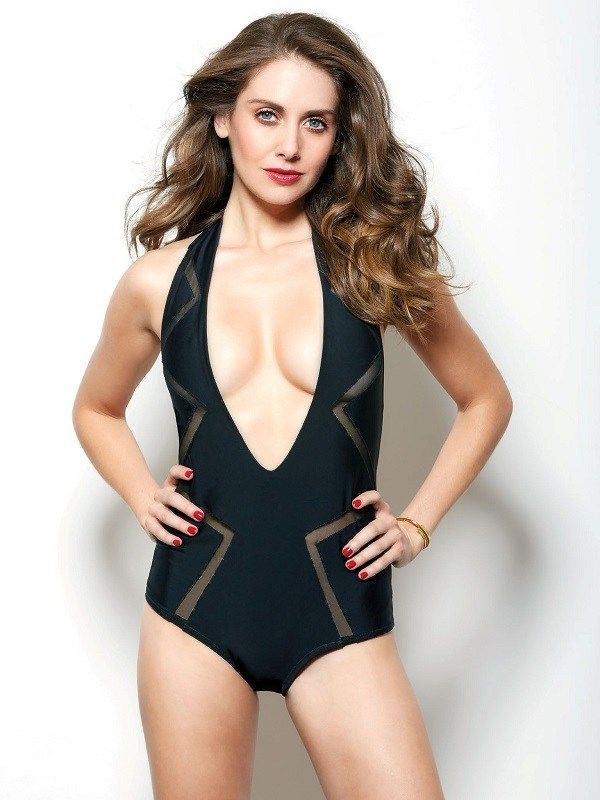 Alison Brie Height, Bra Size Body Measurements