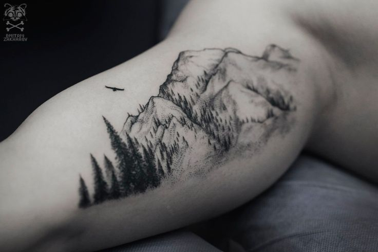I am the trembling kind of brave. - 1337tattoos:   dmitriy zakharov