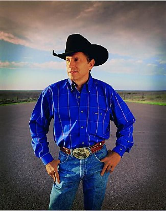 I will always love George Strait - his music brings back many memories of  my younger years when my parents would play his albums on… b2650bab8be