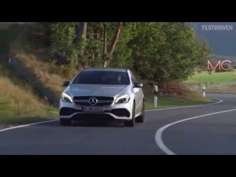 2016 Mercedes-Benz AMG A45 Review