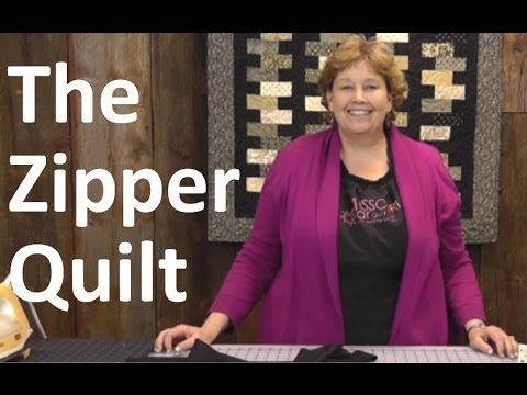 The Zipper Quilt - Quilting Made Easy