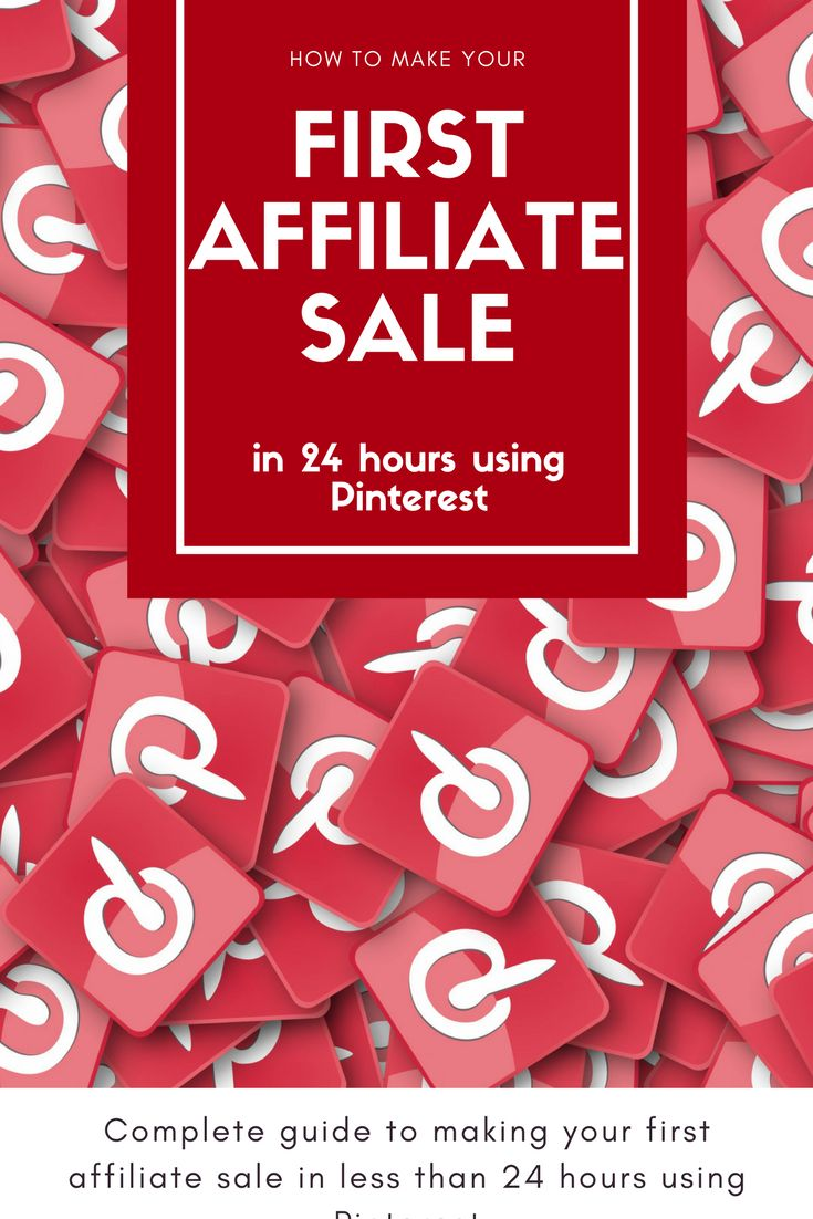 How to make your first affiliate sale in 24 hours using Pinterest. Ebook with step-by-step instructions and tips. This image contains an affiliate link, by clicking on it I may make a small commission at no added cost to you. I only promote products that I genuinely trust and I recommend this book with the certainty that it will help you achieve your goals. https://transactions.sendowl.com/stores/6022/46947