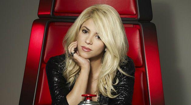Shakira fue la gran triunfadora en The Voice EE.UU.