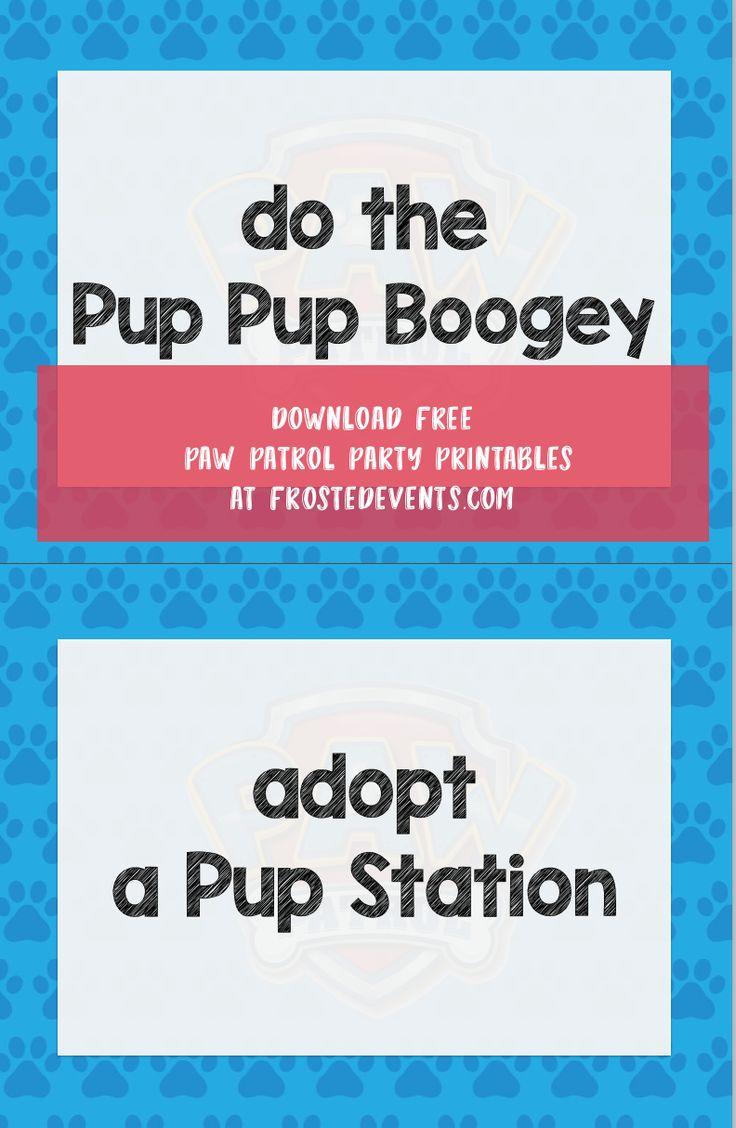 101 Best Paw Patrol Images On Pinterest Birthdays Paw Patrol And