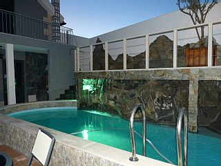 CASALAURA, home comfort, heated pool, air conditioning, and 360 ªVacation Rental in Ribeira Brava from @homeaway! #vacation #rental #travel #homeaway