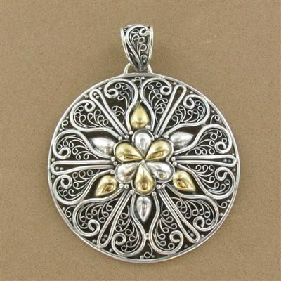 _a-Sterling-Silver-and-18K-Gold-Filigree-Flower-Pendant