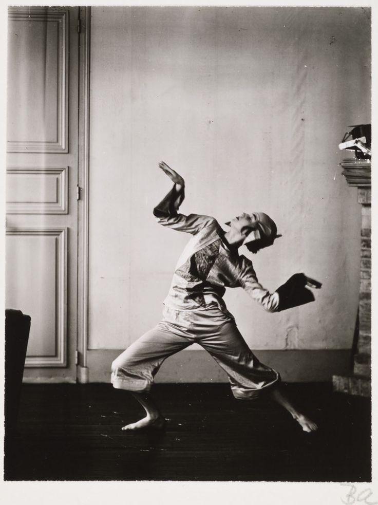 Berenice Abbott - Lucia Joyce, 1927-1929
