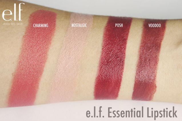 Elf makeup lipstick