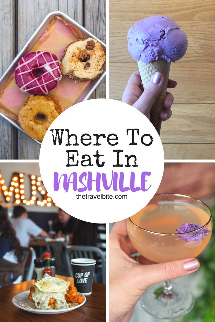 The list of delicious eats and fun things to do in Nashville are endless! Here are our recommendations for all the delicious must-eats in the city, as well what to see and do ... including America's FIRST layered candy bar, a whisky distillery with a fascinating history, and of course, the music scene! | thetravelbite.com | #Nashville #Travel #Food