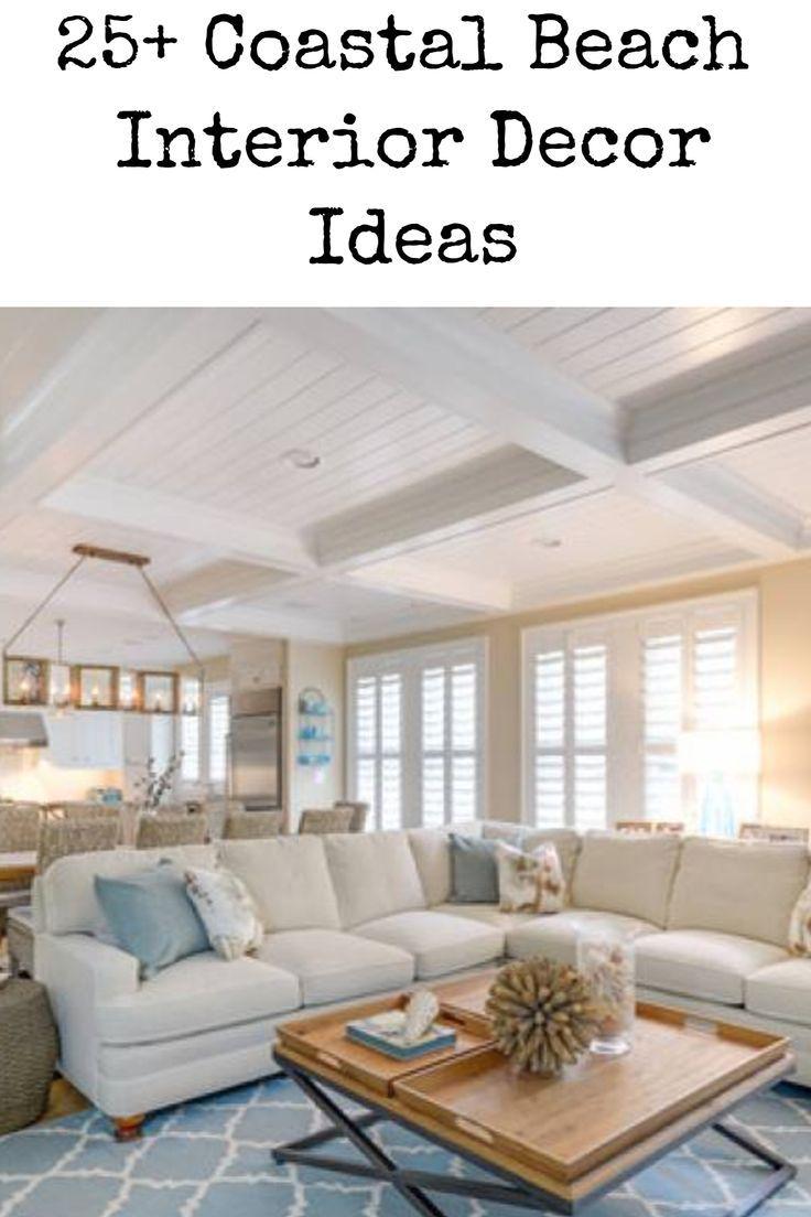51 Beach Coastal Decor Ideas Beach Interior Beach House Interior