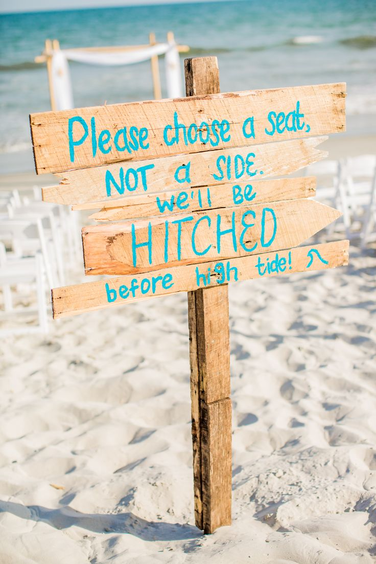 205 best Beach Wedding Ideas images on Pinterest | Beach weddings ...