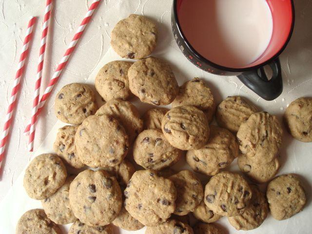 Chocolate Chips Cookies - www.vune-vanilky.cz