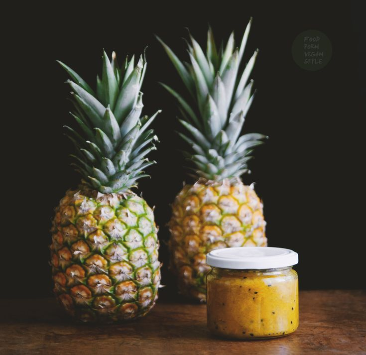 Pineapple chutney / Chutney z ananasa