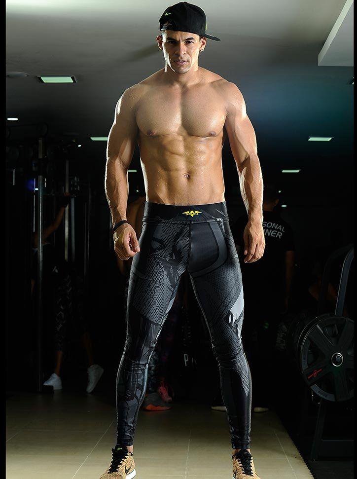 9cb9e965cb541 Leggins deportivos anatómicos que se ajustan al cuerpo