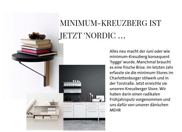 minimum-Kreuzberg ist jetzt 'Nordic Space'