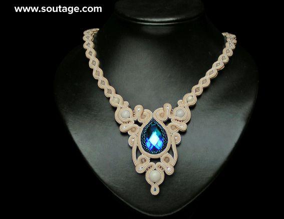 Lady Godiva necklace by Sutasz-Anka