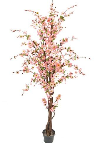 Get that spring time look in your home permanently with this artificial blossom tree!