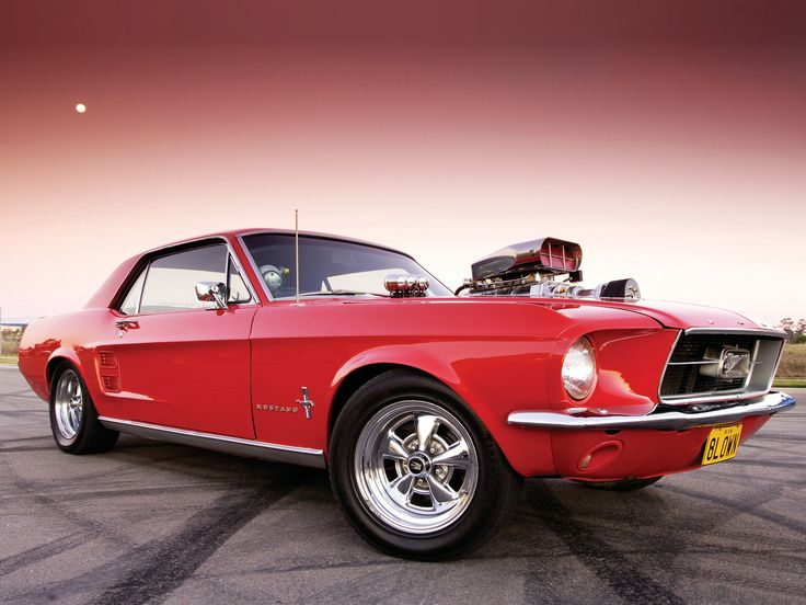 Best Dream Of Rebuilding A Classic Mustang Images On Pinterest