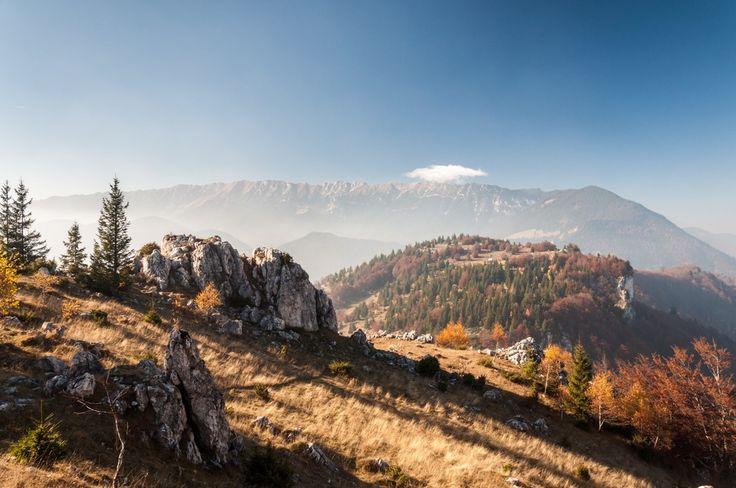 Fall in Piatra Craiului Mountains