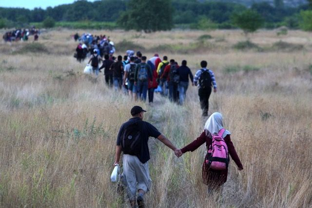 第二次世界大戦以来最大の危機を迎えたヨーロッパ移民問題の現状がよく分かる写真42枚 - DNA
