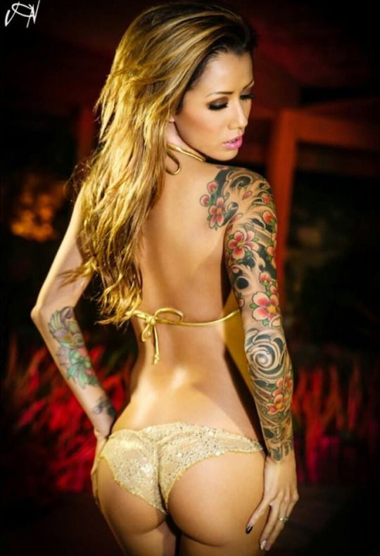 34 Best Alicia Whitten Images On Pinterest Tattooed