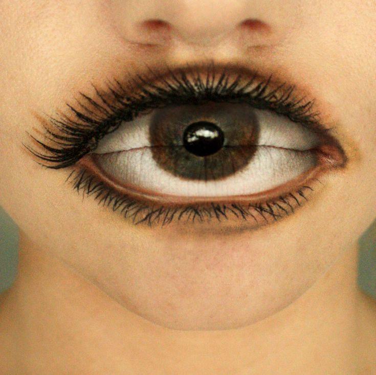 20 Unusual Makeup Masterpieces - Gallery