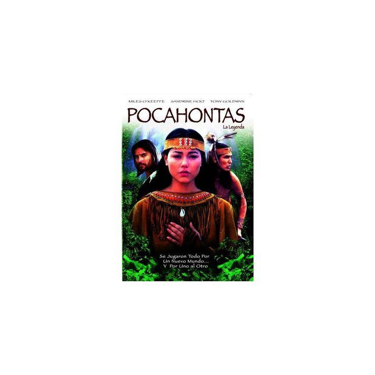 Pocahontas: The Legend (Dvd)