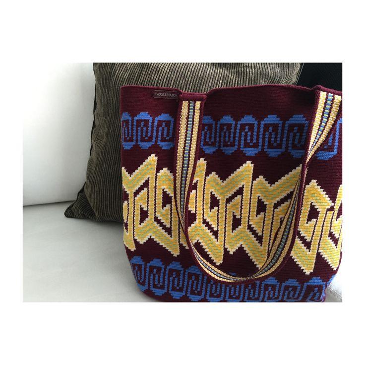 Wayuu Bag www.wayuunaikibags.com