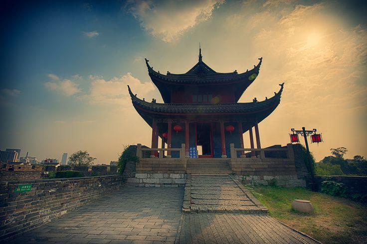 https://flic.kr/p/msMNF4 | Panmen Scenic Area, Suzhou, China