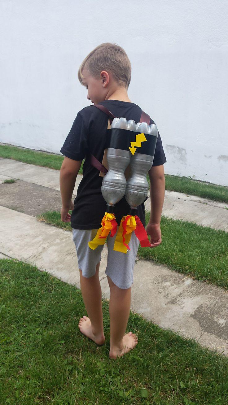 Hátrakéta házilag - Lurkovarázs.hu - Kreatív feladatok gyerekeknek